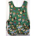 dog cat animal apron