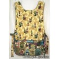 wine country cobbler apron