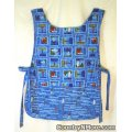 lighthouse reversible cobbler apron