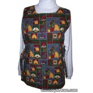 bees beehives reversible cobbler apron