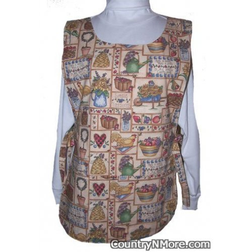 simple treasures country cobbler apron