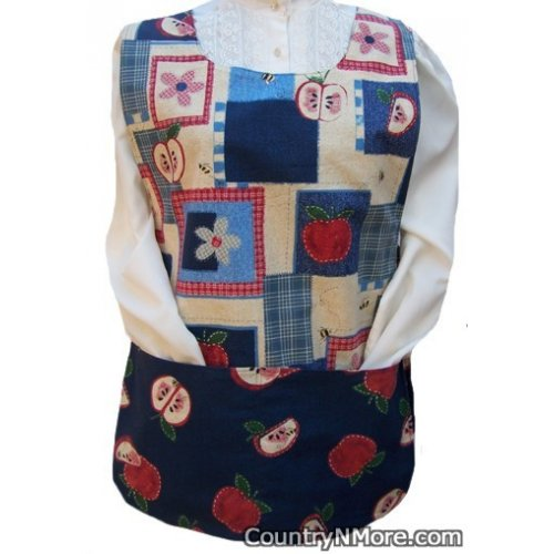 country denim apple cobbler apron