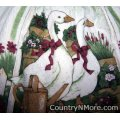 country geese oven door dress