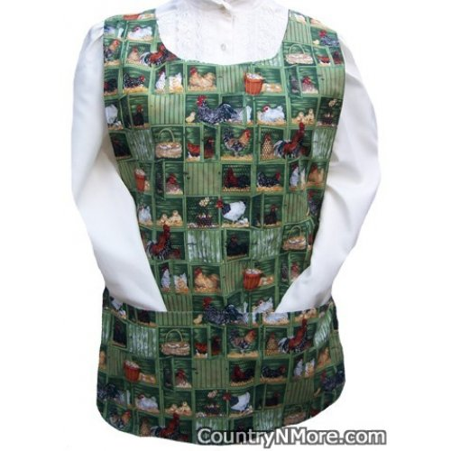 chicken coop cobbler apron