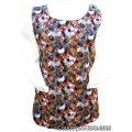 gorgeous horse chicken rooster cobbler apron