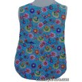 colorful sunny bugs toddler cobbler apron