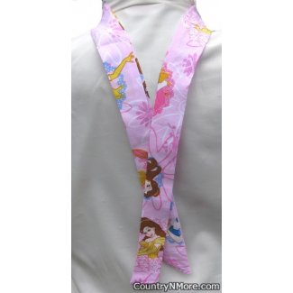 pretty disney princess neck cooler hot weather