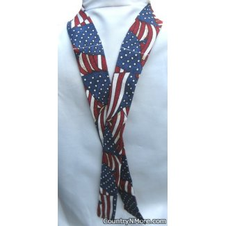 americana flag neck cooler hot weather