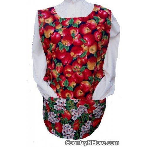country apple cobbler apron 2
