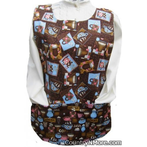 cup coffee cobbler apron