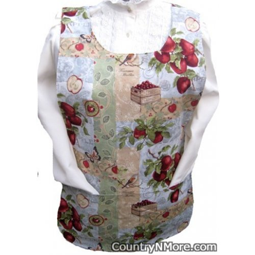 apple flower cobbler apron