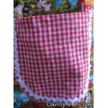 down farm country canning apron