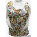 give dog bone reversible cobbler apron