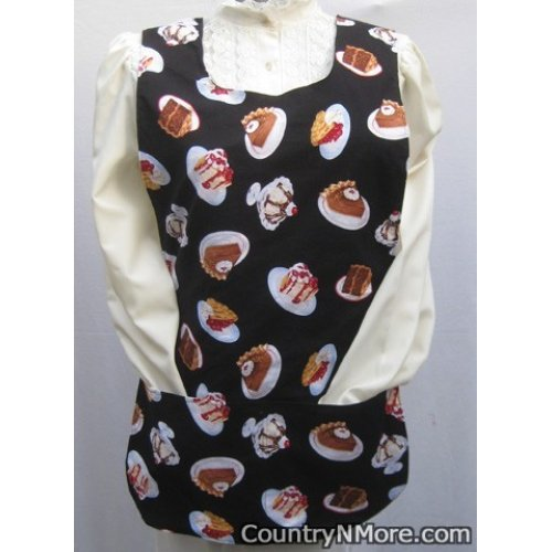 cherry pie pumpkin chocolate cake cobbler apron medium