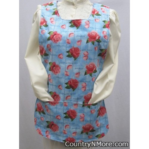 cobbler apron roses medium