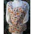 autumn thanksgiving gathering cobbler apron medium
