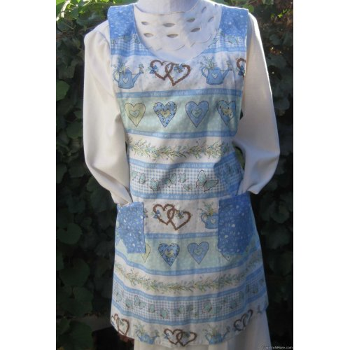 love nicest gift reversible vintage apron
