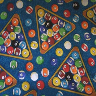 billiards pool table fabric