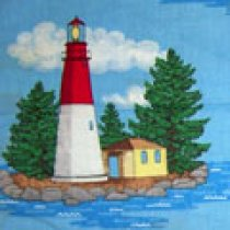 Lighthouse Nautical