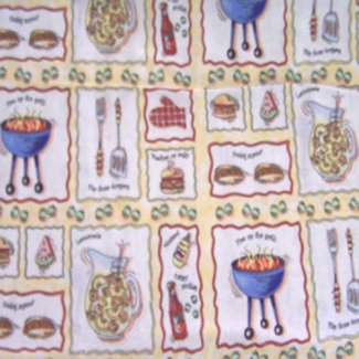 cookout fabric