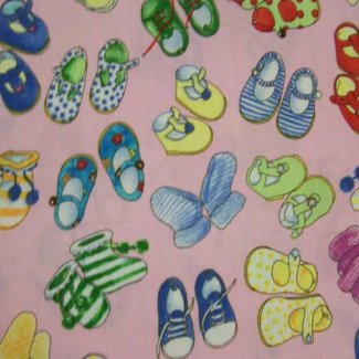 girls socks shoes fabric