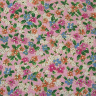 small pretty flower fabric