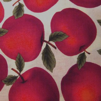 apple tree fabric 2338