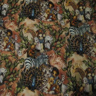 noahs ark fabric